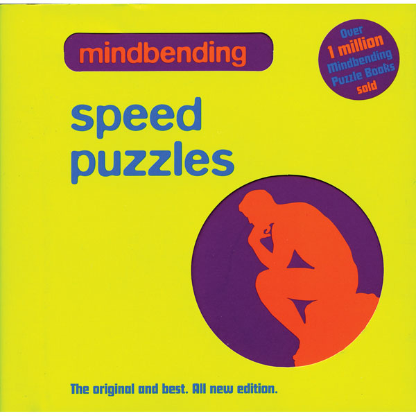 MINDBENDING SPEED PUZZLES