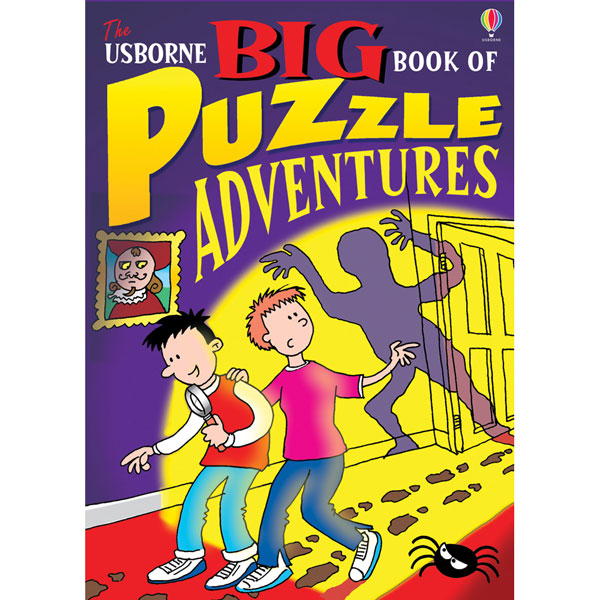 THE BIG BOOK OF PUZZLE ADVENTURES