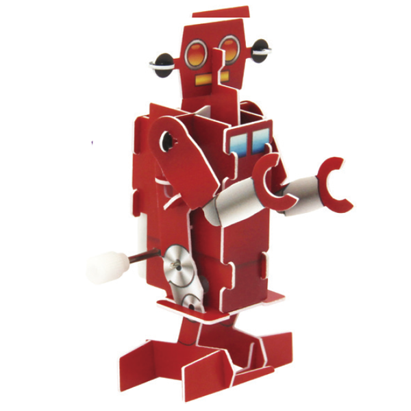 BUILD YOUR OWN WIND UPS- ROBOT