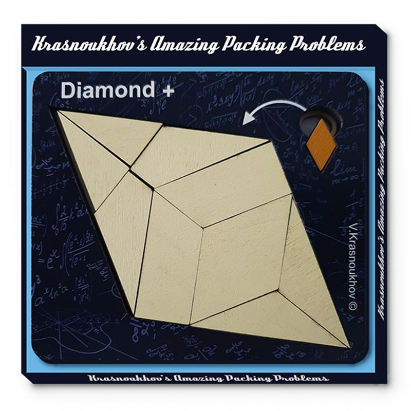 BIZZARE PACKING PUZZLE - DIAMOND