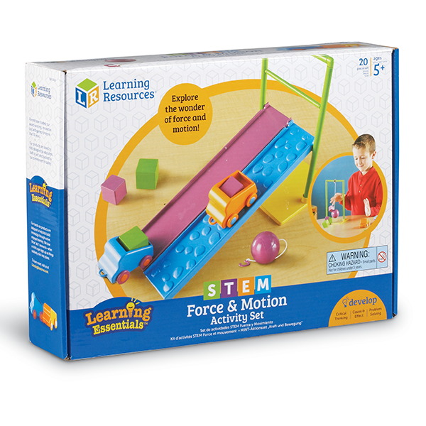 FORCE AND MOTION ACTIVITY SET