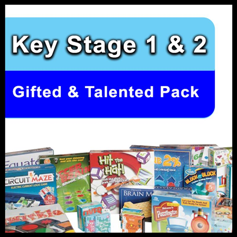 Gifted & Talented Pack For Key Stage 1 & 2