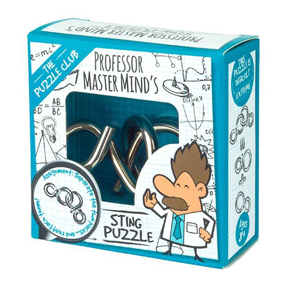 PROFESSORS' MINI PUZZLE - THE MASTER MINDS