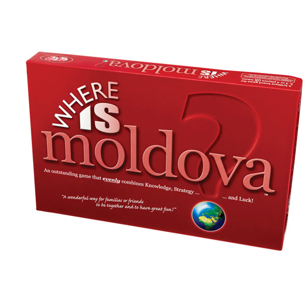 WHERE IS MOLDOVA?