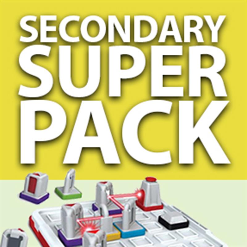 Secondary School Super Pack