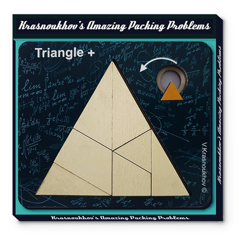 BIZZARE PACKING PUZZLE - TRIANGLE