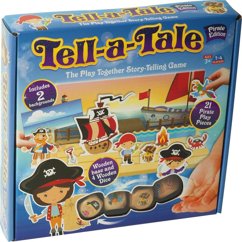 TELL A TALE - PIRATES