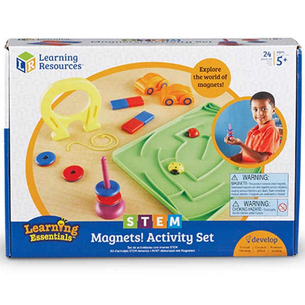 MAGNETS ACTIVITY SET