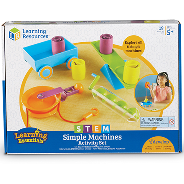 SIMPLE MACHINES ACTIVITY SET