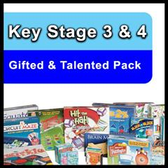 Gifted & Talented Pack For Key Stage 3 & 4