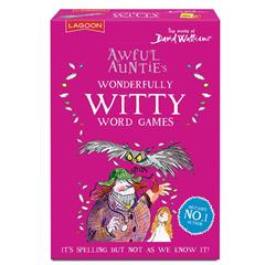 AWFUL AUNTIES WONDERFUL WITTY WORD GAMES