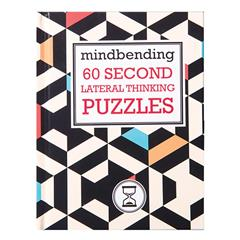 MINDBENDING 60 SECOND LATERAL THINKING PUZZLE