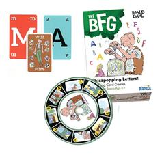 THE BFG WHIZZPOPPING LETTERS!