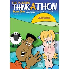 THINKATHON BOOK 1 - KEY STAGE 1 AND 2