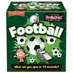 MINI BRAINBOX - FOOTBALL