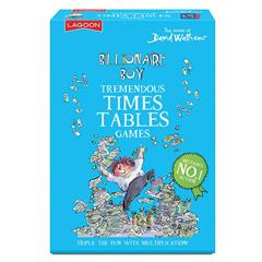 BILLIONAIRE BOY TREMENDOUS TIMES TABLE GAMES
