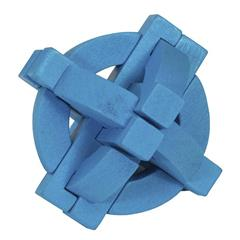 COLOUR BLOCK PUZZLES - BLUE