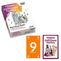 CHARLIE & THE CHOCOLATE FACTORY - M/LOUS MATHS