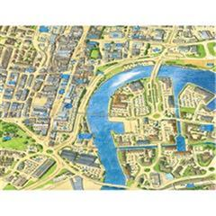 JIGRAPHY CITYSCAPES STOCKTON ON TEES 100 PIECE