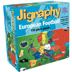 JIGRAPHY EUROPEAN FOOTBALL