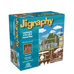 JIGRAPHY LANDMARKS OF THE UK & IRELAND