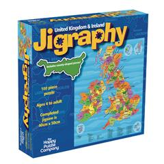 JIGRAPHY UNITED KINGDOM & IRELAND
