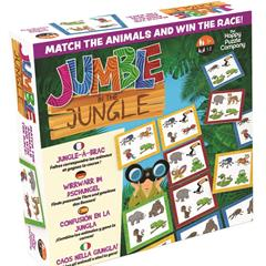 JUMBLE IN THE JUNGLE