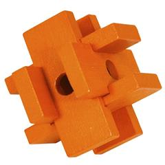 COLOUR BLOCK PUZZLES - ORANGE