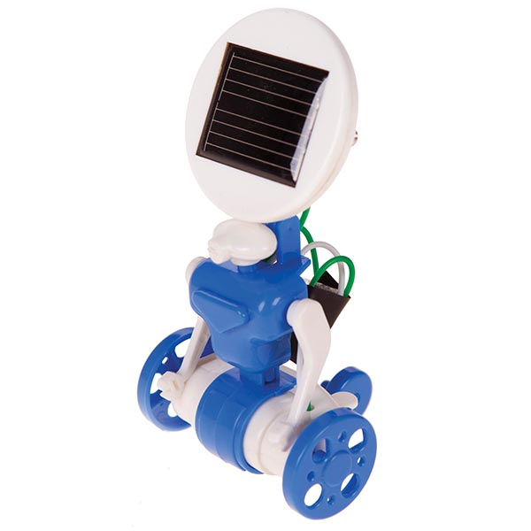 THE AMAZING SOLAR ROBOTS KIT