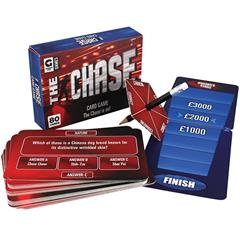 THE CHASE - THE CARD GAME