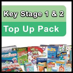 Key Stage 1 & 2 Top Up Pack