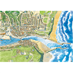 JIGRAPHY CITYSCAPES WHITBY 100 PIECE