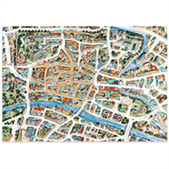 JIGRAPHY CITYSCAPES YORK 100 PIECE
