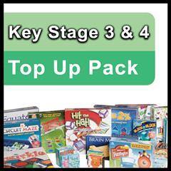 Key Stage 3 & 4 Top Up Pack