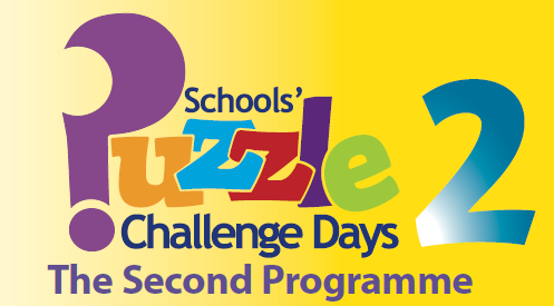 Schools' Puzzle Challenge Days The Second Programme