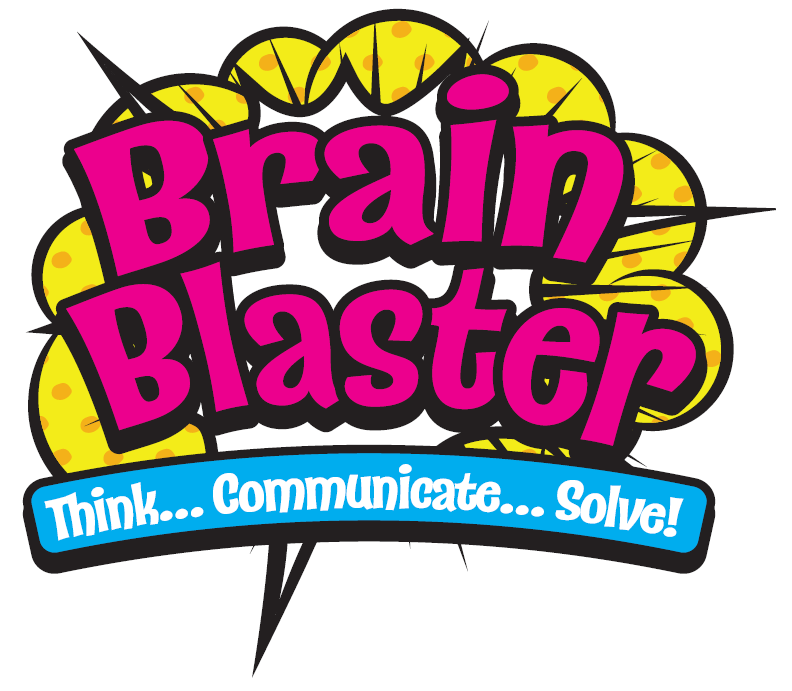 Brain Blaster - Think... Communicate... Solve!